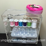 Crystal Clear Acrylic Makeup Organizer for Sale