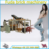 Automatic Concrete Brick Forming Machine Construction Equipment