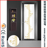 Decorative Film for Glass Door, New Design Unadorned and in Good Taste Stripe Film Similar to Film