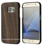 Hot 2016 Hot Selling Mobile Phone Accessories for Samsung Galaxy S7 Wood Case