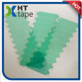 Green Color Mylar Polyester Sticker