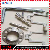 High Precision Customized CNC Metal Hardware Fabrication Machine Parts