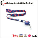 High Quality Lanyard with Retractable Reel Badge