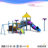 New Promotion Plastic Children Outdoor Playground by Vasia