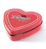 Heart-Shaped Metal Tin Candy Box Packing for Wedding