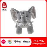 SA8000 Certificate Wholesale Soft Plush Animal Stuffed Toy Elephant