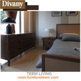 Divany High Headboard Modern Bed