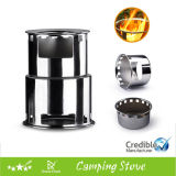 Wood Camping Stove Lightweight Portable Woodgas Stove