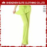 Fashion Casual Wear Green Yoga Pants for Womens 9eltli-88)