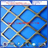 Heavy Duty Steel Diamond Flat Plate Expanded Metal Mesh