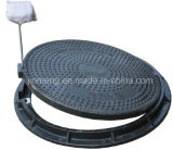 C250 Round Anti-Theft Manhole Cover