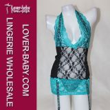 Fashion Seamless Lady′s Underwear Set (L27591)