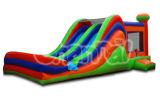 Double Slide Splash Inflatable Bouncy Combo Slide (CB005)