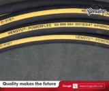 Factory Produced High Pressure Hydraulic Rubber Hose for Heavy Industrial Machinery