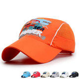 Children Custom Embroidered Polyester Baseball Sports Caps (YKY3419)