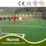 Sports Goods 50mm PE Artificial Grass Soccer Fileds with Ce SGS