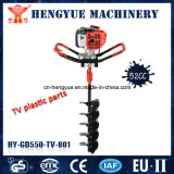 Ground Drill Digging Tools Gasoline Engine Driven