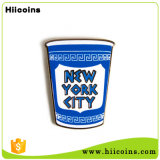 Promotion Wholesale Manufacturer Enamel Custom Metal Lapel Pin Brage