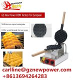 Hot Sale Catering Equipment Hong Kong Egg /Bubble Waffle Maker Machine by Electric