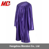 Kindergarten Graduation Gown Shiny Purple
