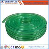 PVC Transparent Clear Fiber Braided Hose