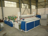Automatic High Speed Toilet Paper Embossing and Perforating Machine