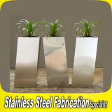 Professional Customized Outdoor Decorative Flower Pot Stands