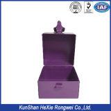 Purple Color Anodized Aluminum Bending Sheet Metal Box