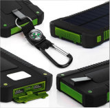 High Capacity portable Sun Solar Power Bank 20000mAh for Mobile Phone, Dual USB portable Solar