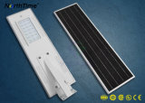 All-in-One Integrated Lighting 20W LED Solar Street Lamp