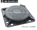 En124 Standard SMC Composite Manhole Cover with Lock