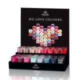 High Quality Acrylic Makeup Organizer Stand, Cosmetics Counter Display, Counter Display for Makeup