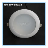 6inch Acrylic Cover SMD LED Chip 80lm/W 40W LED Down Light