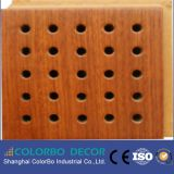Fireproof MDF Wooden Acoustic Panel Acoustic Wall Panel