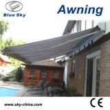 Cheap Retractable and Polyester Fabric Window Awning (B3200)