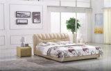 Modern Bedroom Furniture Leather Bed