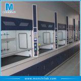 Three Section Steel Laboratory Fume Hood