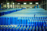 Industrial Oxygen Gas Cylinder GB5099/ISO9809 40L 150bar/250bar