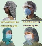 Low Price Disposable Nonwoven Astronaut Cap (LY-AC)