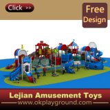 Classic Interesting Charming Outdoor Children Playground Equipment En1176 Proved (X1505-11)
