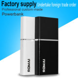 6000mAh Portable Power Bank Phone Charger Touch Version