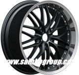 F80c71 19 Inch Black Aftermarket Alloy Wheel Rim