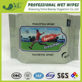 Sports Refreshing Wet Wipes Cleaning Wipes 40PCS