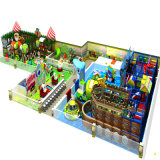 Inside Top Quality Fantastic Children Soft Outdoor Playground Equipment