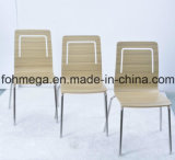 Modern High School Cafeteria Chairs for Wholesale (FOH-NCP7)