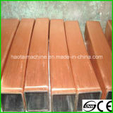 Fast Delivery CCM Used Copper Mold Tube Made in China