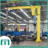 High Quality Free Standing International Certificated Jib Crane Price