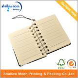 Custmoized Plastic Mini Pocket Soft PP Cover Siral Notebook (QYCI15282)