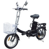 "16"" Folding Electric Bike with LED Headlight (FB-006)"