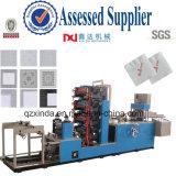 Serviette Tissue Equipment Embossed Paper Napkin Folding Machine
